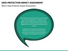 Data Protection Impact Assessment (DPIA) PPT Slide 13