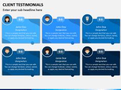 Testimonials PPT Slide 9