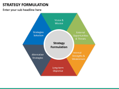 Strategy Formulation PPT slide 17