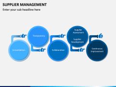 Supplier Management PPT Slide 10