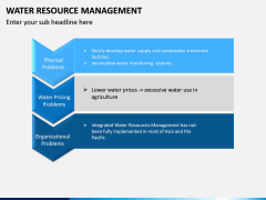 Water Resource Management PPT slide 14
