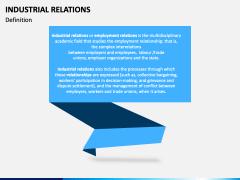 Industrial Relations PPT Slide 1