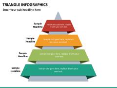 Triangle Infographics PPT Slide 27