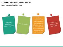 Stakeholder Identification PPT Slide 27