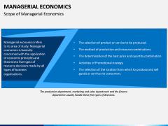 Managerial Economics PPT Slide 7