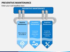 Preventive Maintenance PPT Slide 3