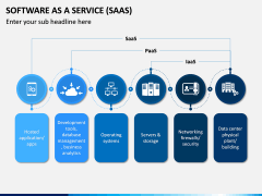 Software as a Service (SaaS) PPT Slide 12