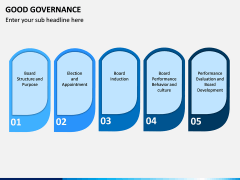 Good Governance PPT Slide 15