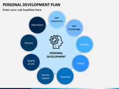 Personal Development Plan PPT Slide 1