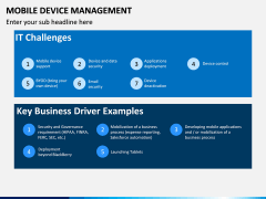 Mobile Device Management (MDM) PPT Slide 15