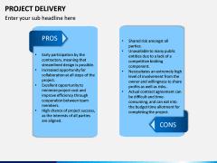 Project Delivery PPT Slide 11