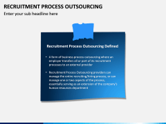 Recruitment Process Outsourcing PPT Slide 1