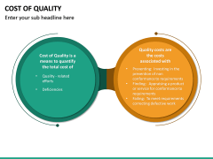 Cost of Quality PPT Slide 16