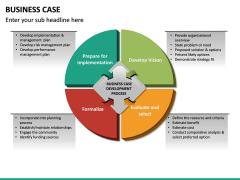 Business Case PPT slide 31