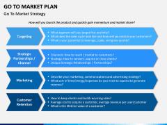 Go To Market Plan (GTM Plan) PPT Slide 21
