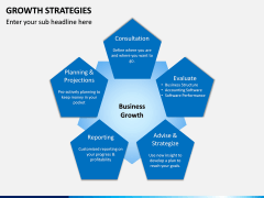 Growth Strategies PPT slide 19