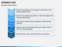 Business Case PPT slide 10