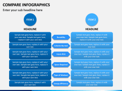 Compare Infographics PPT slide 22