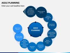 Agile Planning PPT Slide 1
