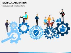 Team Collaboration PPT Slide 2