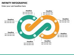 Infinity Infographics PPT Slide 14