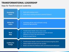 Transformational Leadership PPT Slide 10