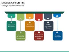 Strategic Priorities PPT Slide 17