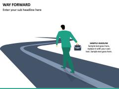 Way Forward PPT Slide 13