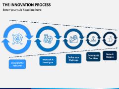 Innovation Process PPT Slide 4