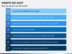 Website SEO Audit PPT Slide 9
