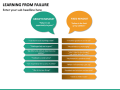 Learning from Failure PPT Slide 19