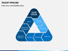 Talent Pipeline PPT Slide 1