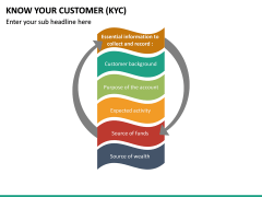 Know Your Customer (KYC) PPT Slide 23