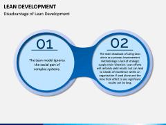 Lean Development PPT Slide 13