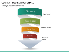Content Marketing Funnel PPT Slide 15