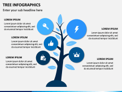 Tree Infographics PPT Slide 7