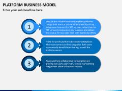 Platform Business Model PPT Slide 9