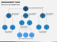 Management Team PPT Slide 9