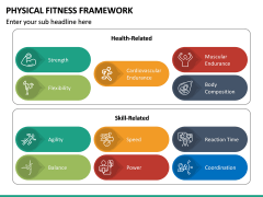 Physical Fitness Framework PPT Slide 23