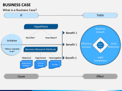 Business Case PPT slide 4