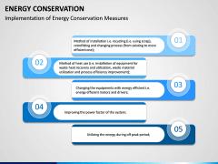 Energy Conservation PPT Slide 3
