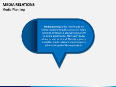 Media Relations PPT Slide 6