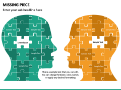 Missing Piece PPT Slide 20