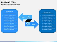 Pros and Cons PPT Slide 8