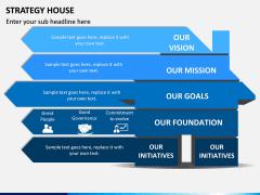 Strategy House PPT Slide 1