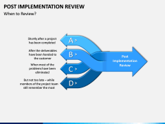 Post Implementation Review PPT Slide 14