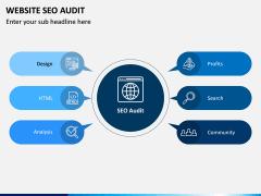 Website SEO Audit PPT Slide 1
