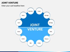 Joint Venture PPT Slide 2