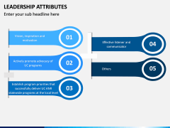 Leadership Attributes PPT Slide 9