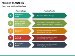 Project Planning PPT Slide 42